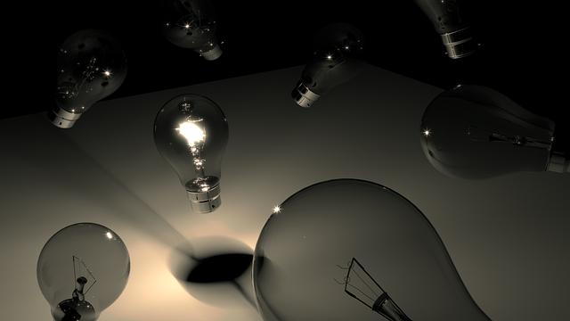 elektrická myšlenka