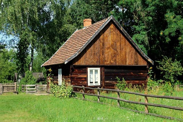 venkovská chata