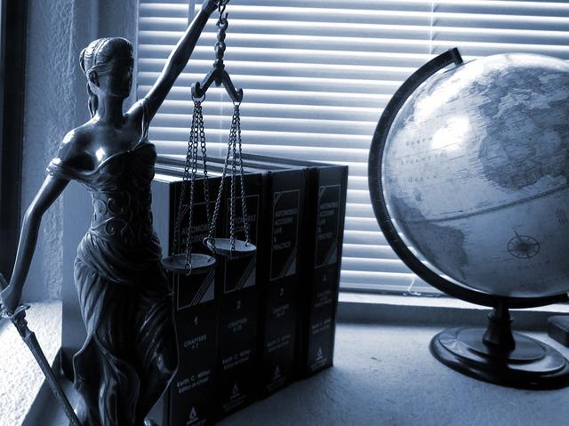 paní spravedlnost