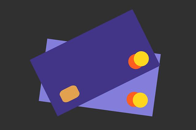 kreditní karty – grafika