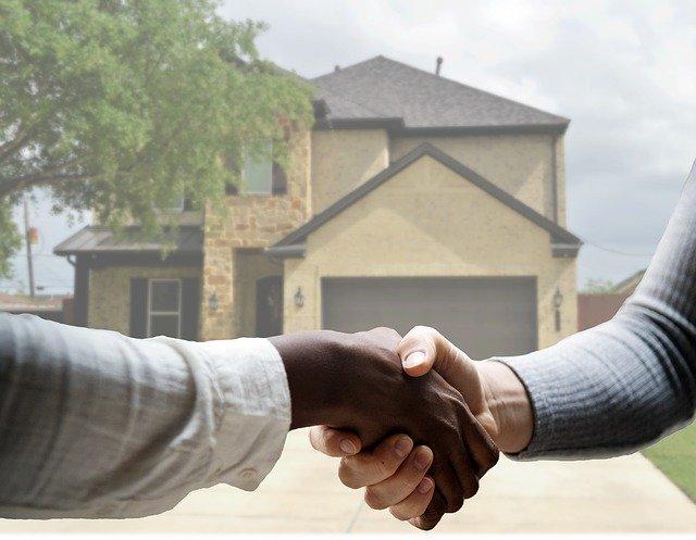 koupě nemovitosti